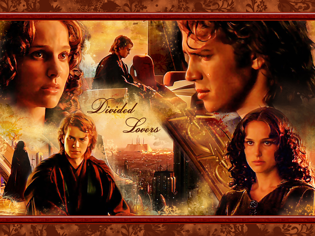 anakin and padme wallpaper   group picture image by tag 1024x768