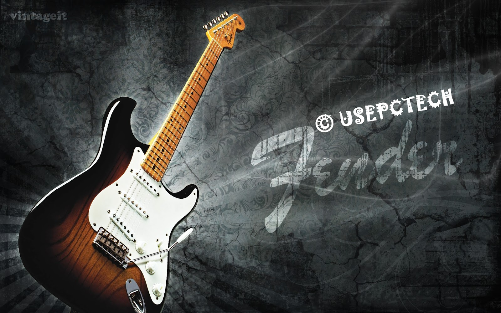 Guitar Wallpaper High Resolution - WallpaperSafari