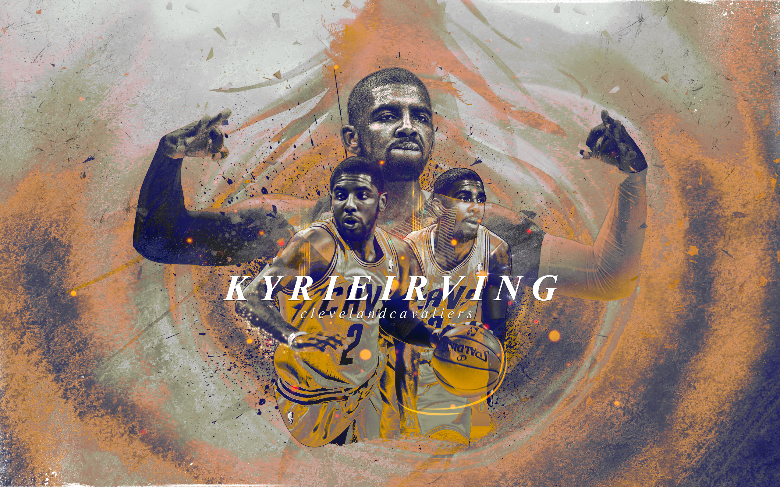 2016 Year Of Kyrie Irving Wallpaper Basketball Wallpapers at 2560x1600