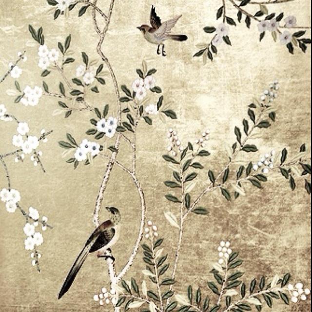Chinoiserie wallpaper Chinoiserie Chic Pinterest 640x640