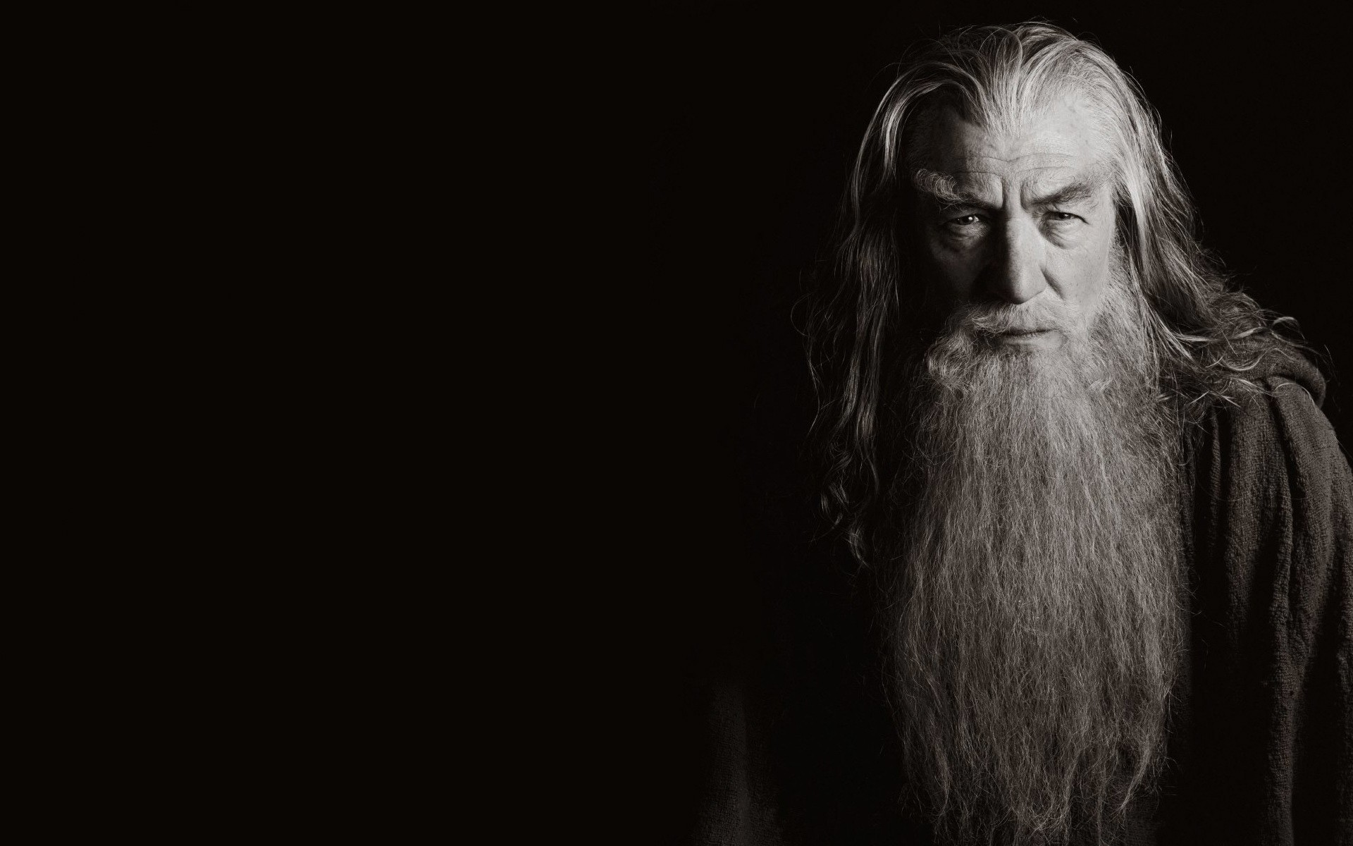 Hauptseite Filme HD Hintergrundbilder Gandalf der Herr der Ringe 1920x1200