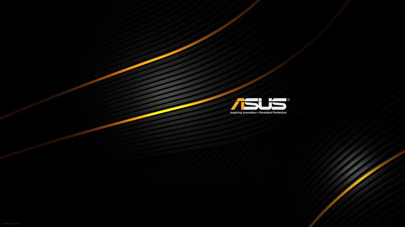 Asus Mobile Wallpaper: ASUS Wallpaper Widescreen 1366x768