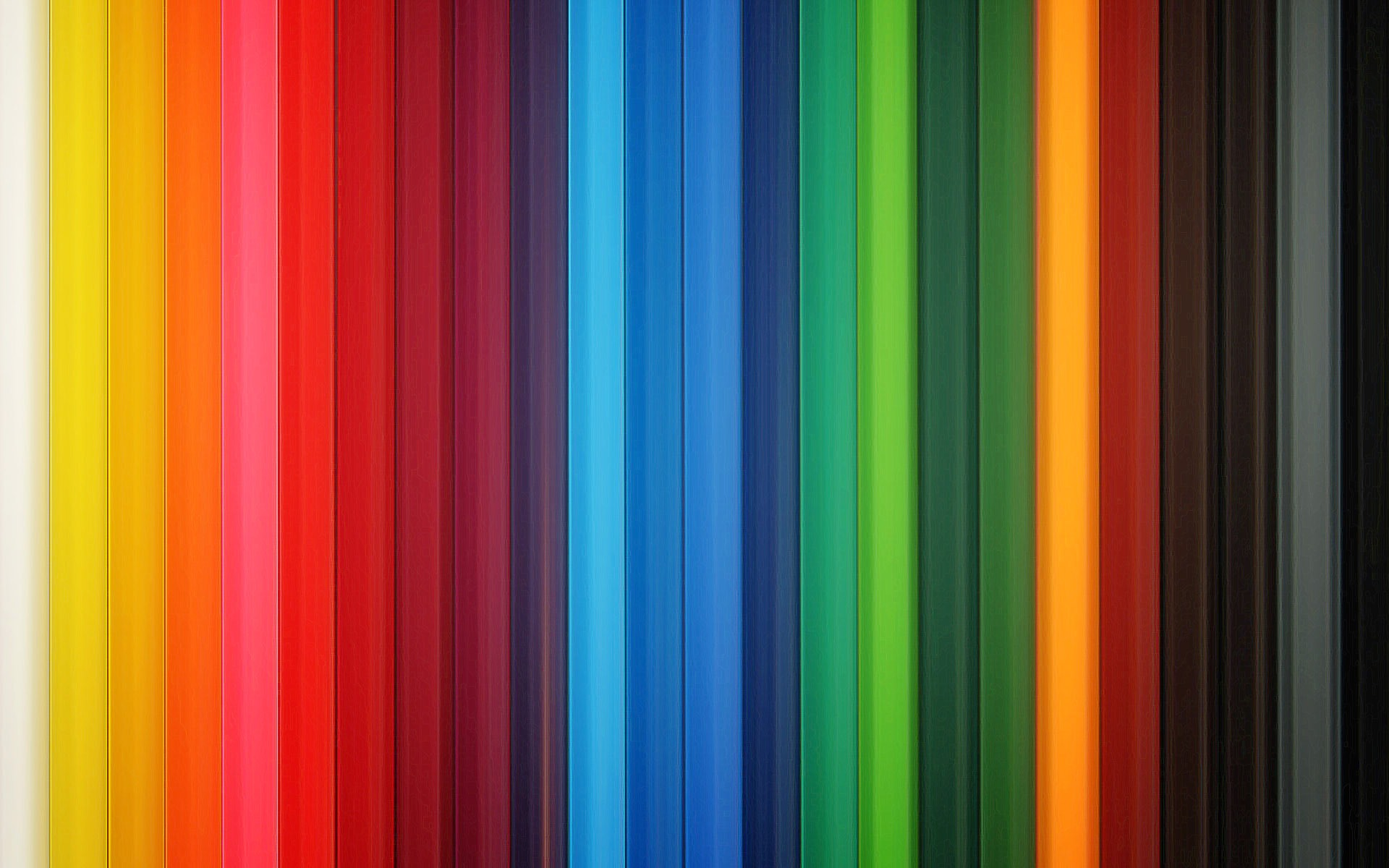 Color Stripes desktop wallpaper 1920x1200