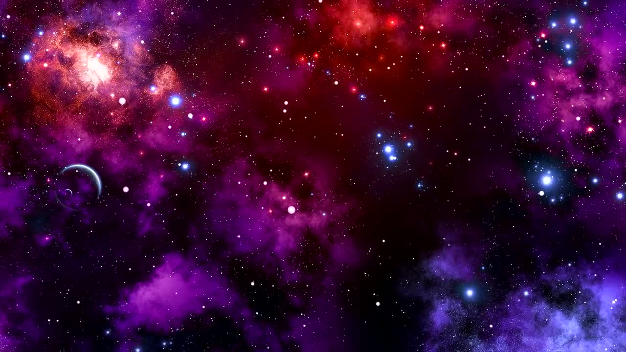 Deep Space Background   Stock Motion Graphics Motion Array 1280x720