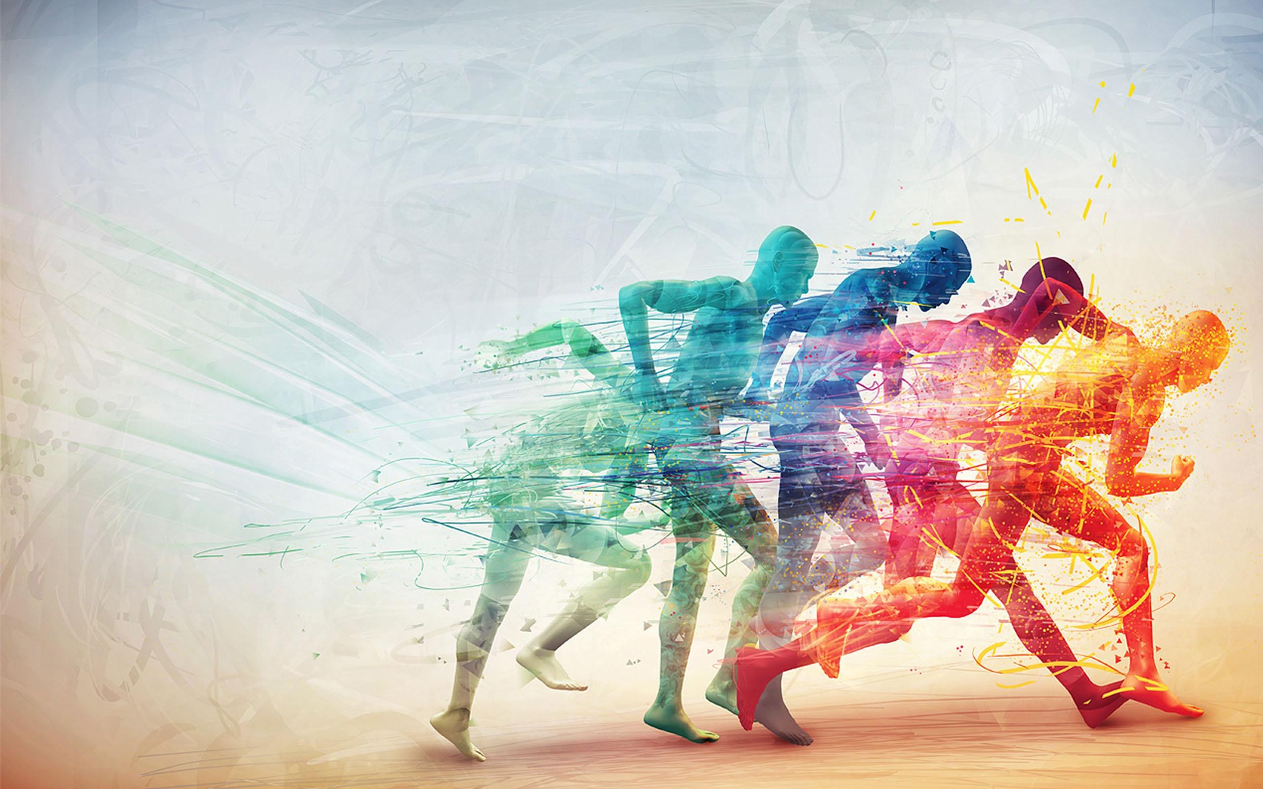 HQ Outdoor Running Vs Treadmill 2560x1600 Wallpaper   HQ 2560x1600