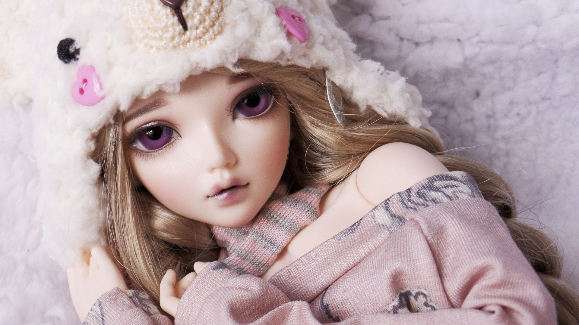 Cute doll wallpaper wallpapersafari - Barbie pictures download free ...
