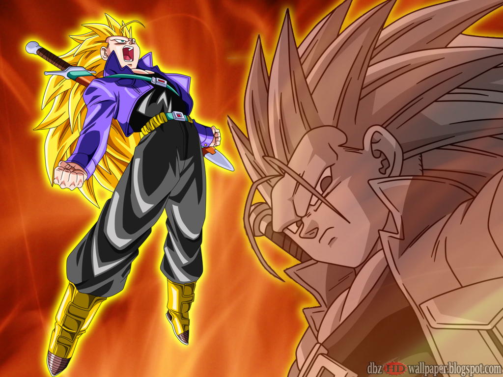All About Dragon Ball Wallpapers 1024x768