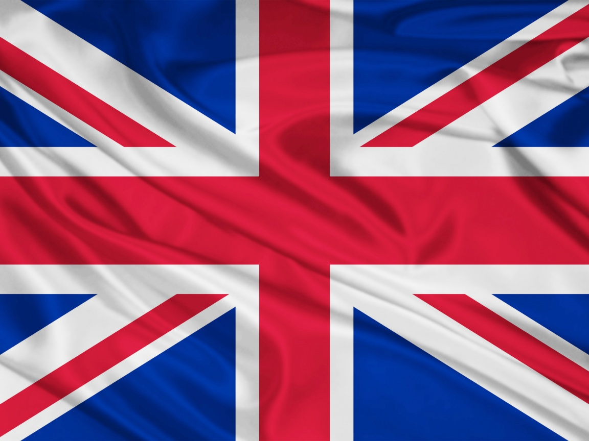 1152x864 United Kingdom Flag desktop PC and Mac wallpaper 1152x864