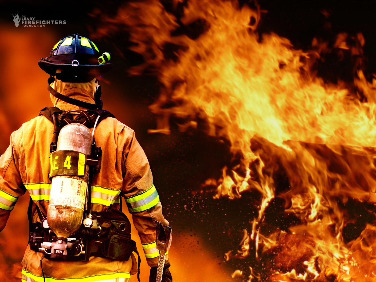 The Leary Firefighters Foundation Twitter Backgrounds 1600x1200