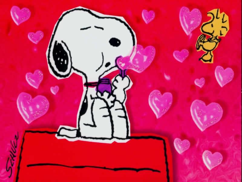 Free snoopy valentines day wallpaper wallpapersafari 1136170201 800x600 snoopy desktop wallpaperjpg 800x600 voltagebd Images