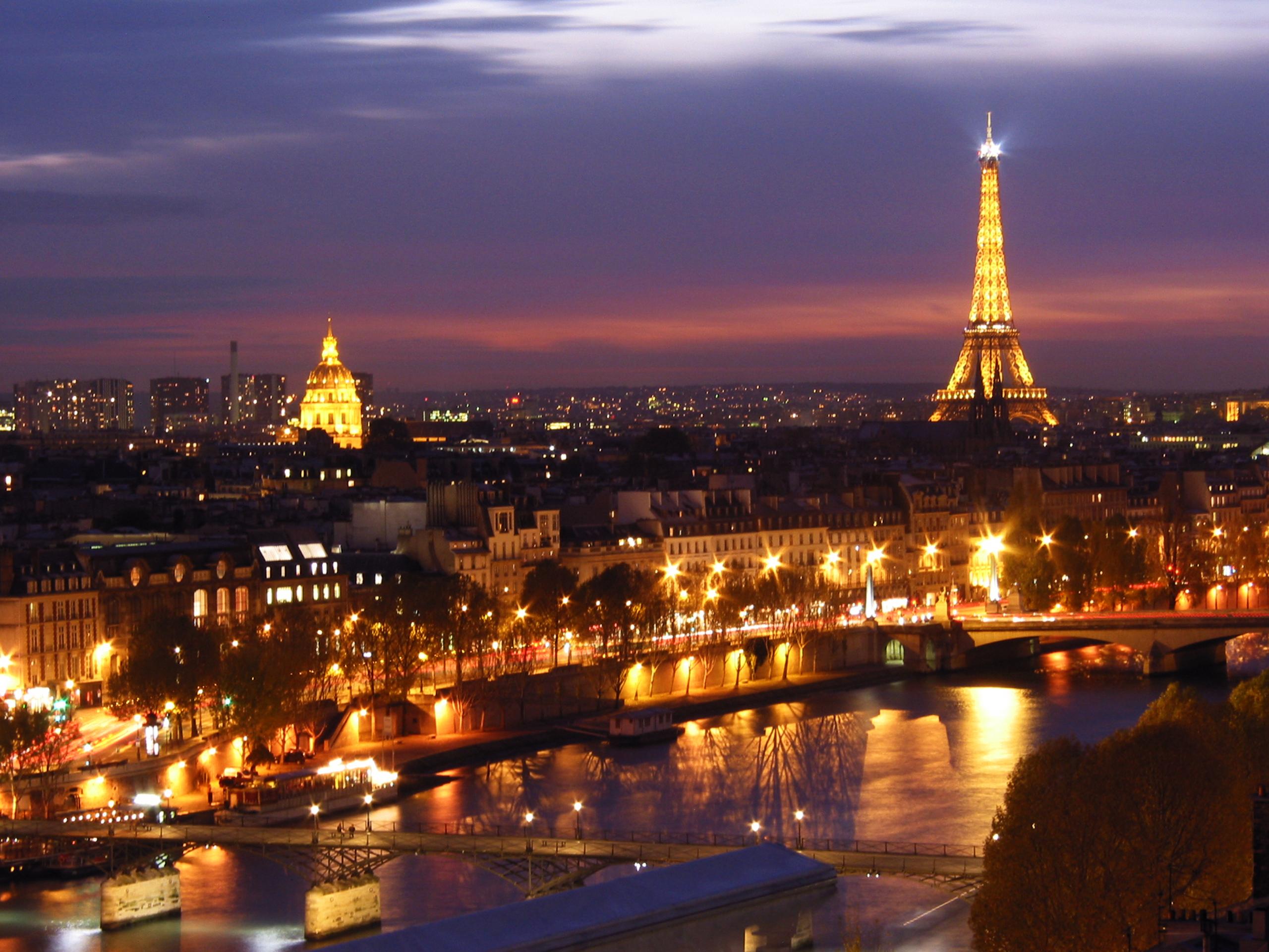 Paris City Wallpaper Beautiful Place 12920 Wallpaper Cool 2560x1920
