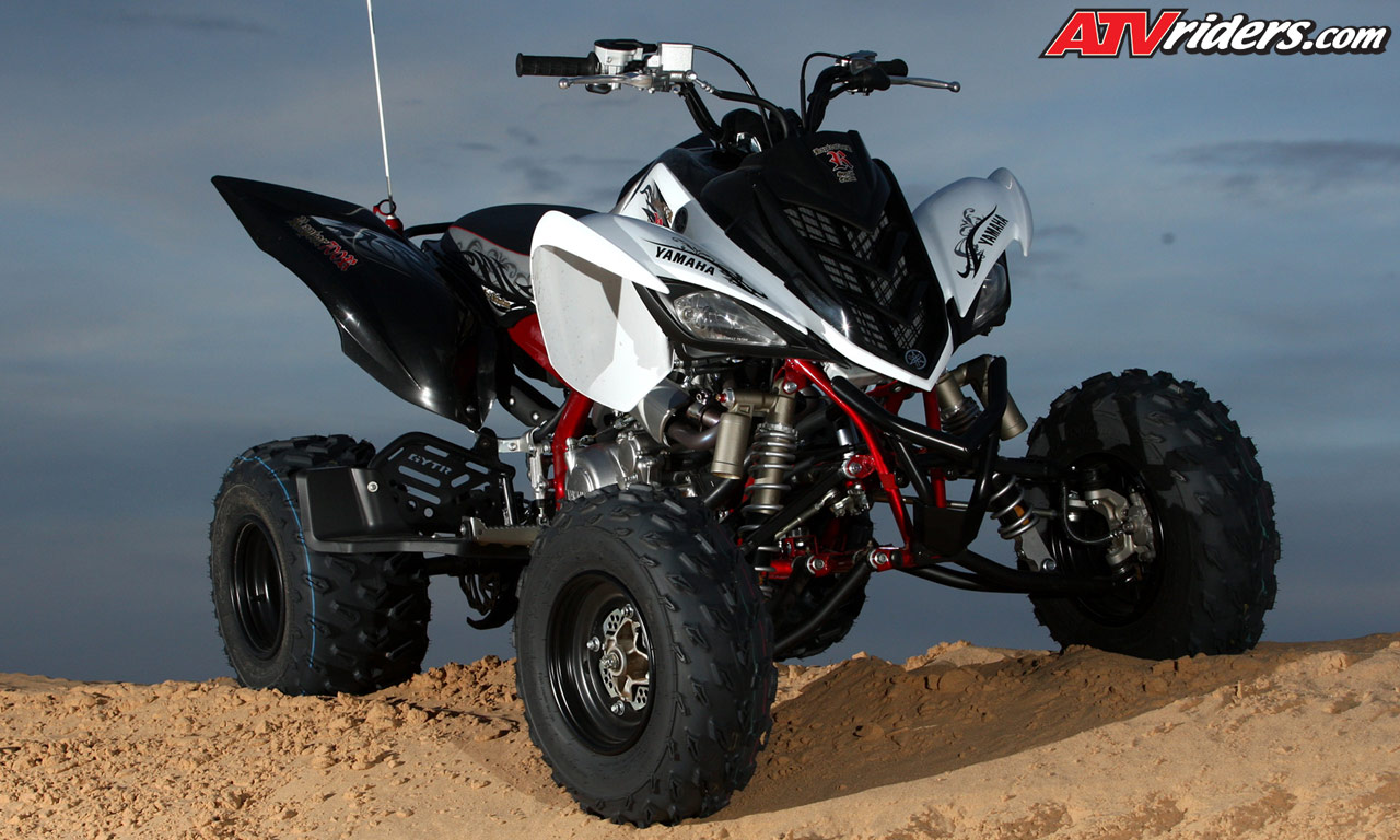Special Edition Yamaha Raptor ATV   Wednesday Wallpapers 1280x768