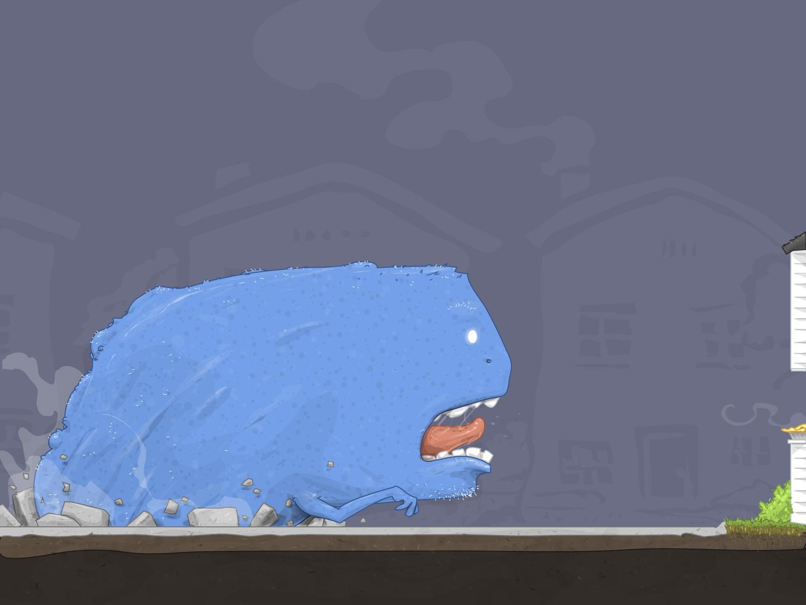 Monster Originals Download Wallpapers For Desktop Backgrounds 1600x1200