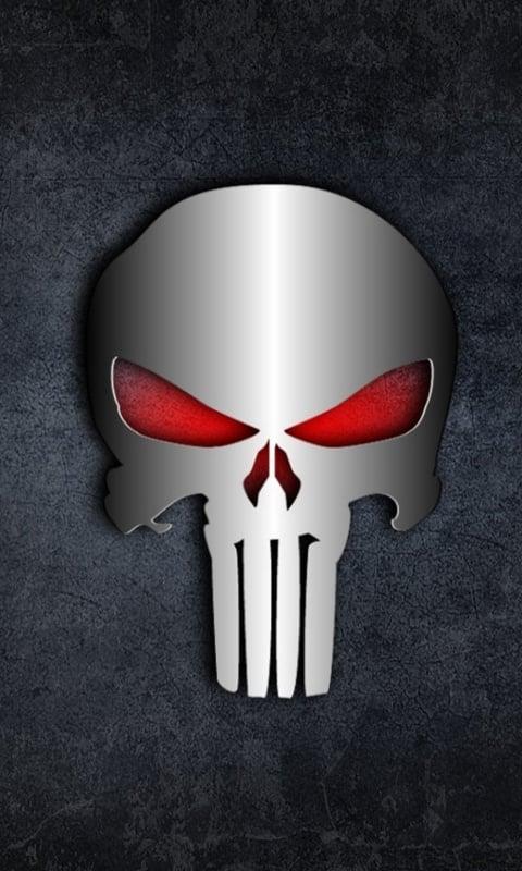 Punisher Wallpaper for iPhone - WallpaperSafari