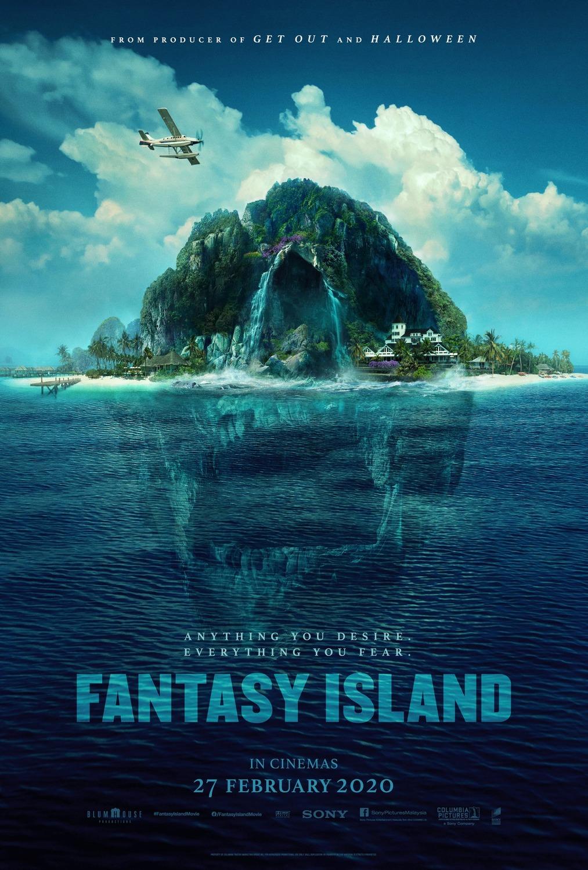 Fantasy Island Movie Poster 2 of 2   IMP Awards 1013x1500