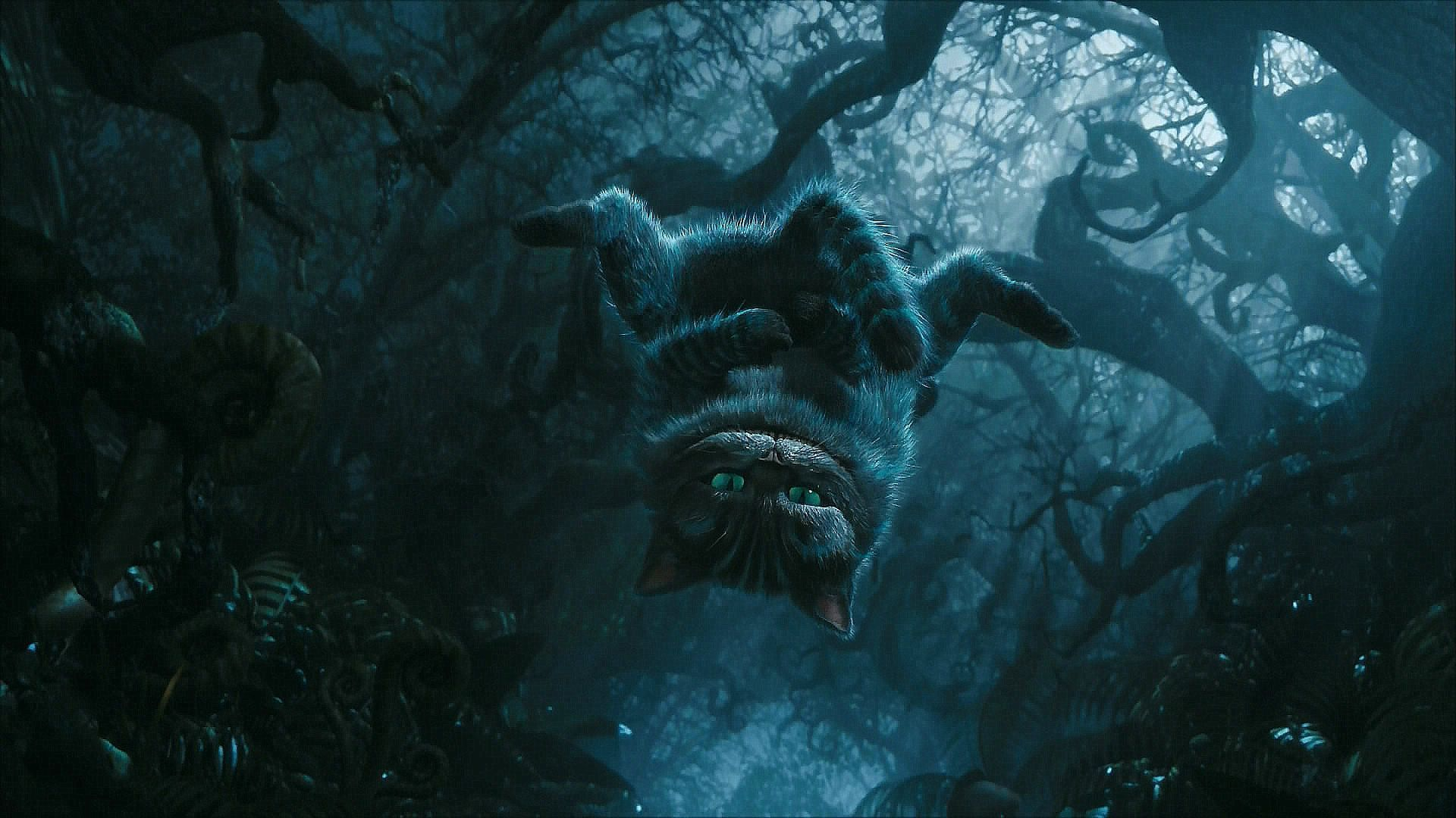 Cheshire Cat Wallpapers 1920x1080