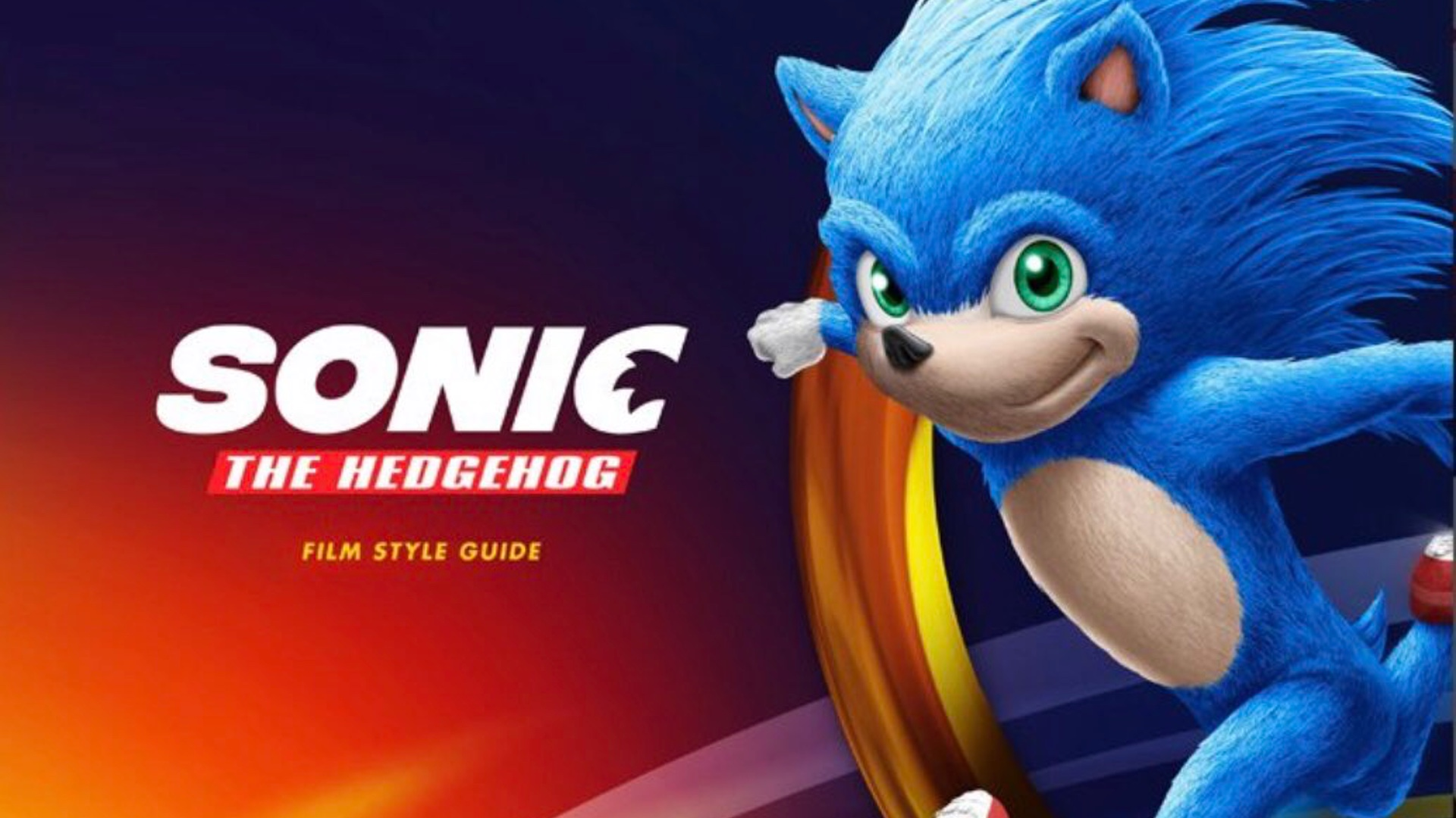 New SONIC THE HEDGEHOG Movie Promo Images Show Us The Characters 1920x1080