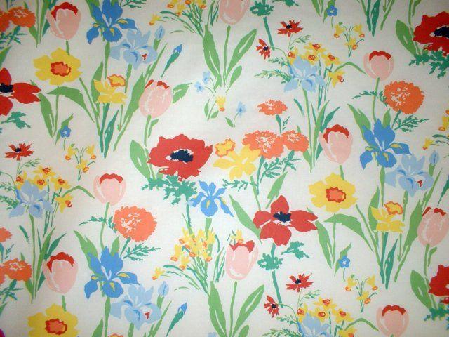 Carleton Varney   Les Fleures de Toulon Fabrics Wallpaper Pinte 640x480