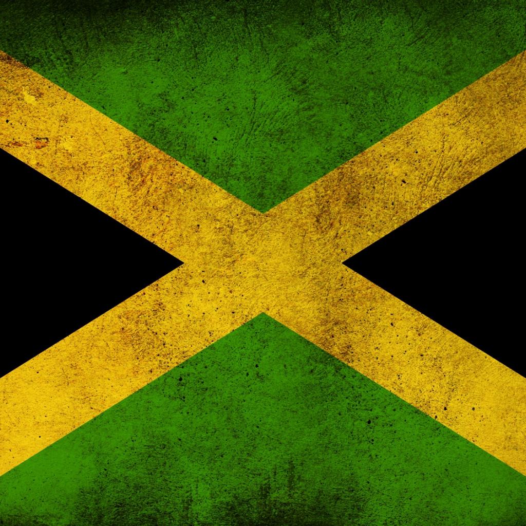 Jamaica Flags Wallpaper Background