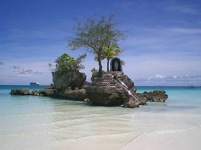 Seven wonders of the world philippines beaches WALLPAPERS 640x480