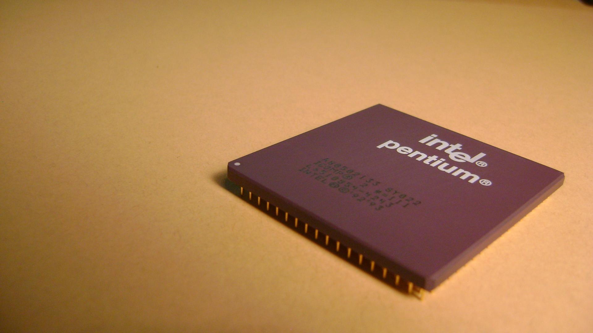 Intel Pentium Processor HD Wallpaper 1920x1080 ID35119 1920x1080