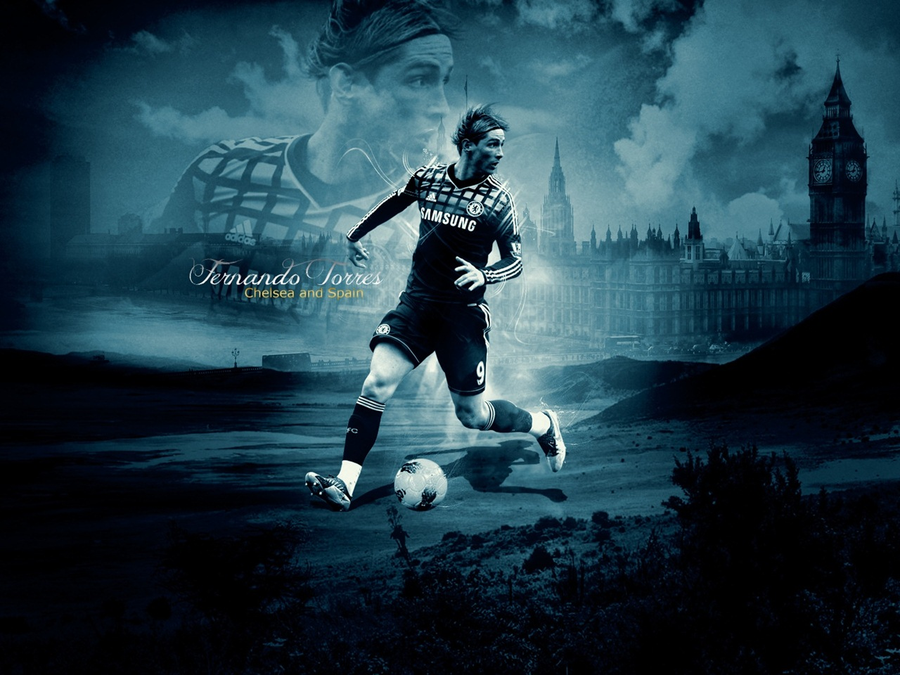 Fernando Torres Latest HD Wallpapers Only 2013 1280x960