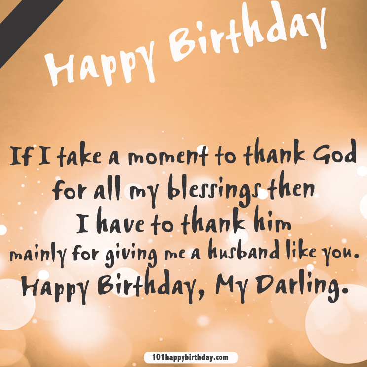 744x744px Happy Birthday Husband Wallpaper