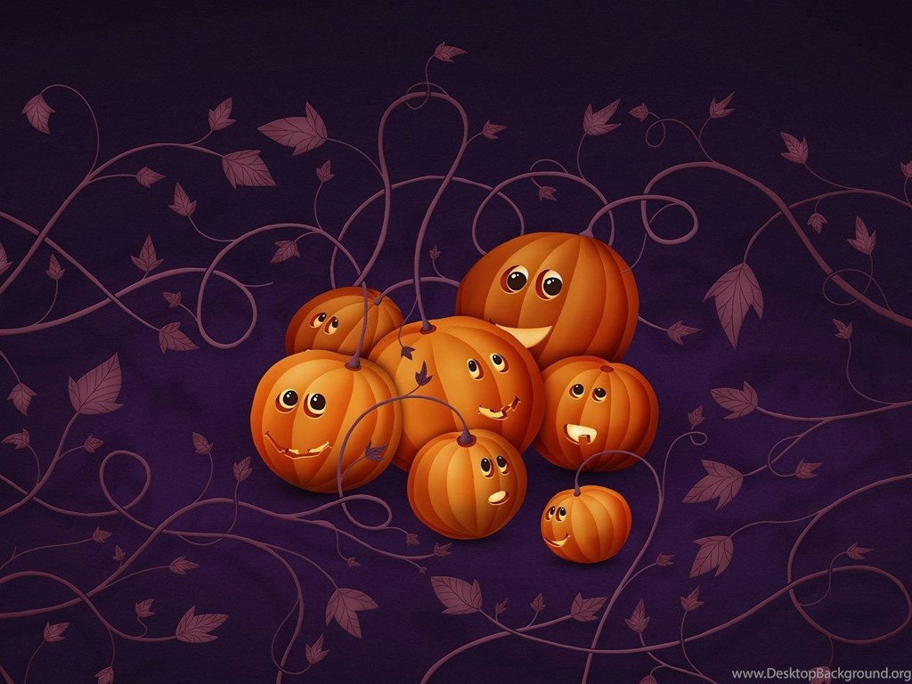 Halloween Wallpapers for Desktop Wallpapers Cave Deskto for 1024x768