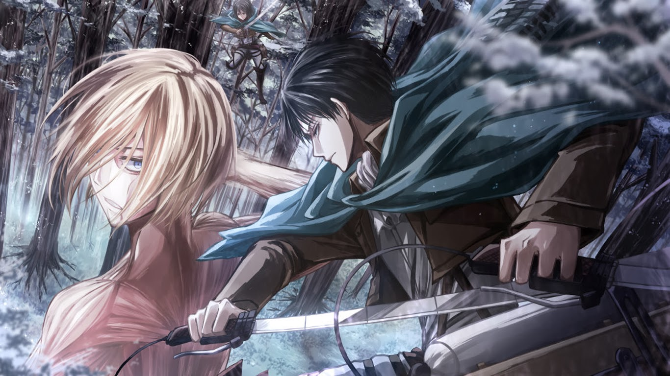 Free Download Go Back Gallery For Attack On Titan Wallpaper