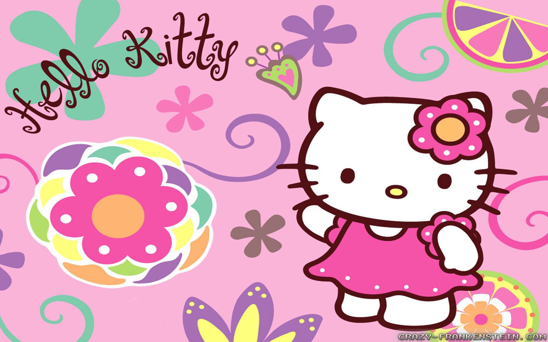 Baby Hello Kitty Wallpaper Wallpapersafari