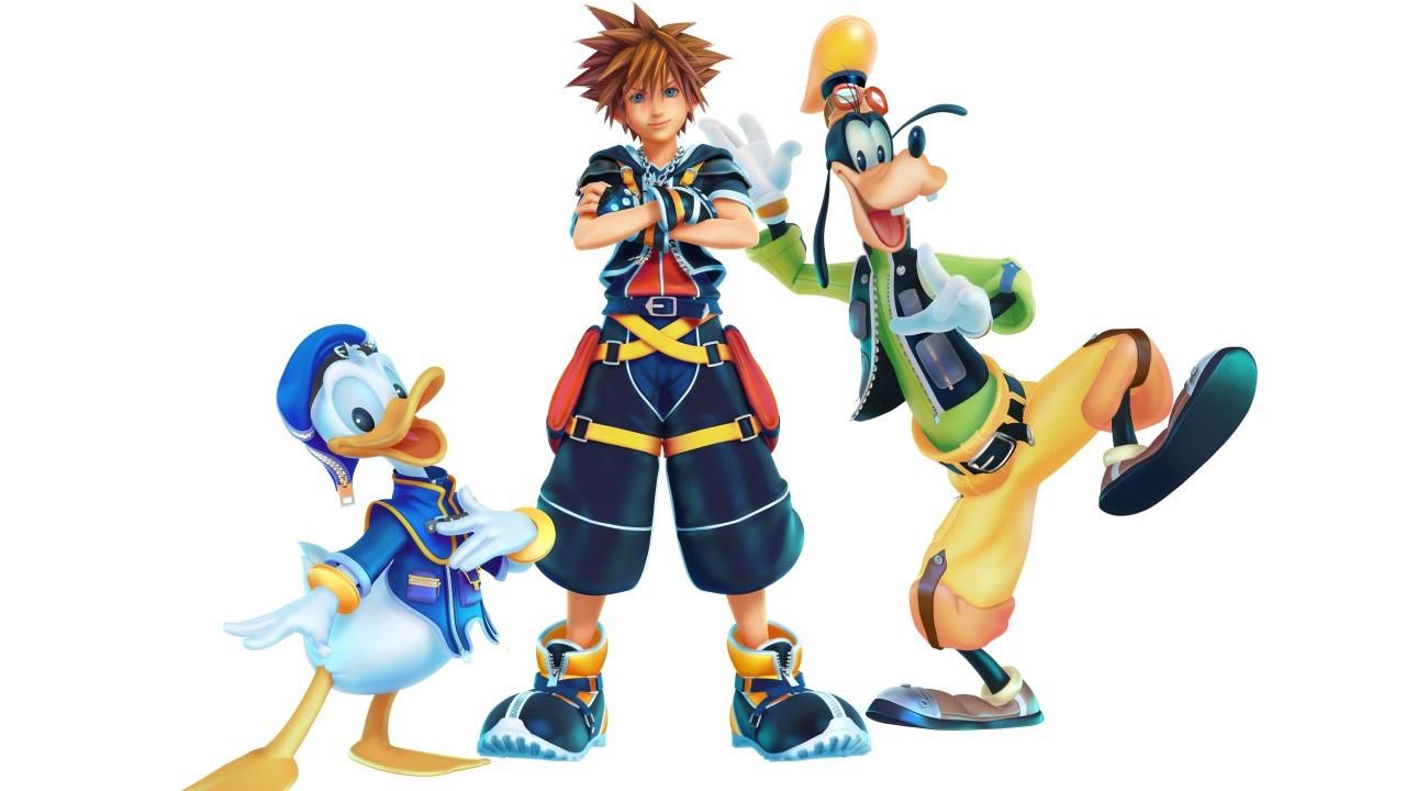 Kingdom Hearts III Video Game HD Wallpaper   iHD Wallpapers 1280x720