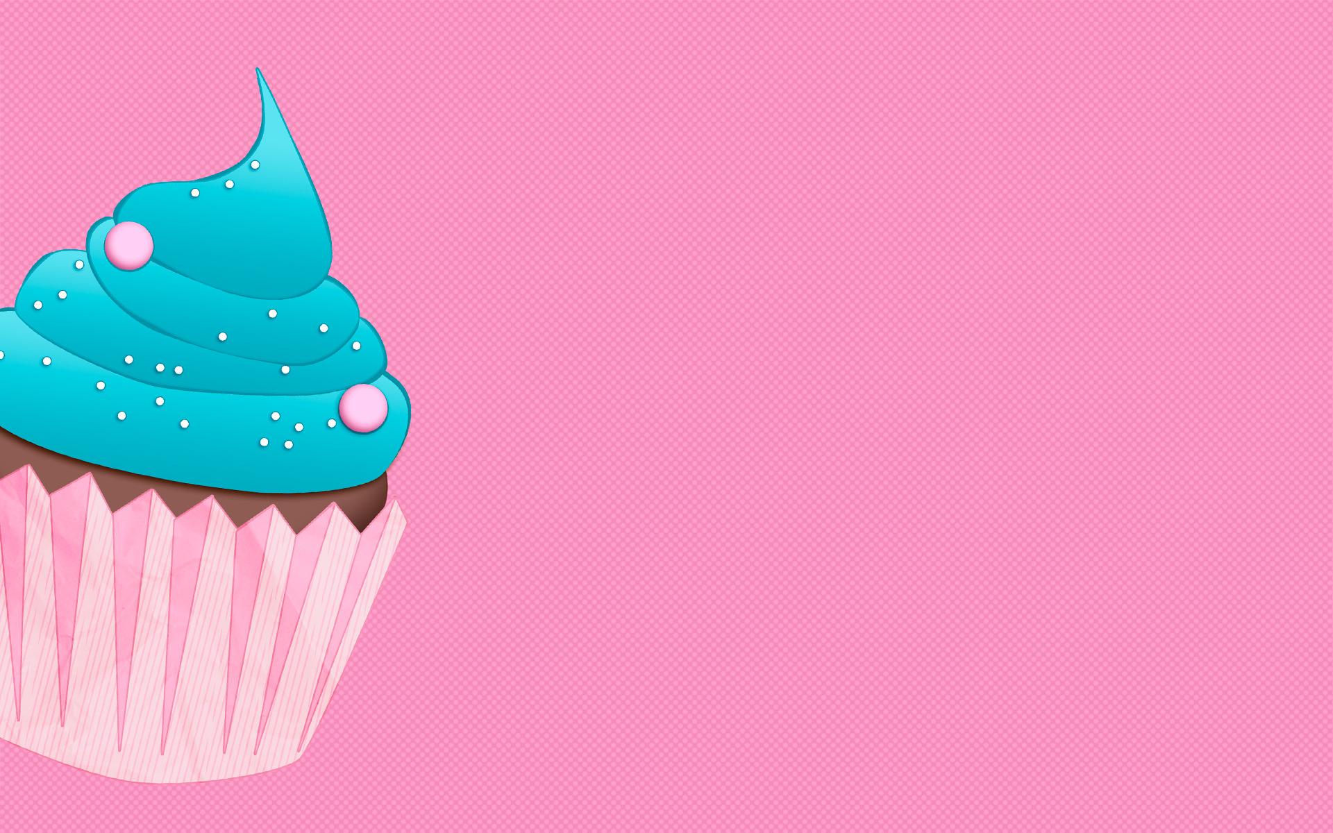pink cupcake wallpaper wallpapersafari