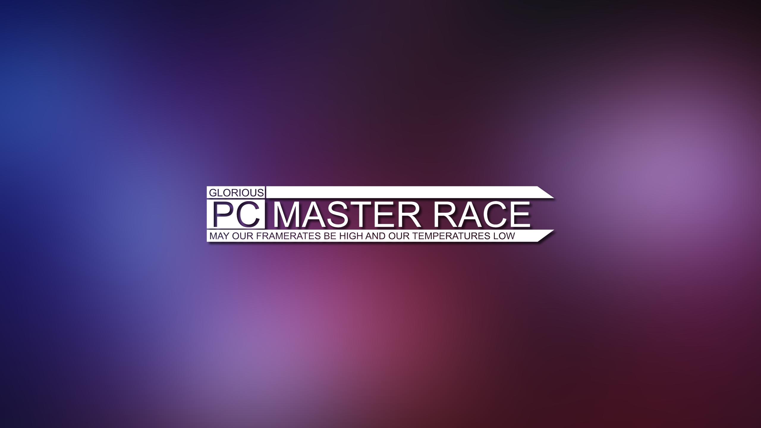 83 Pc Master Race Wallpapers On Wallpapersafari