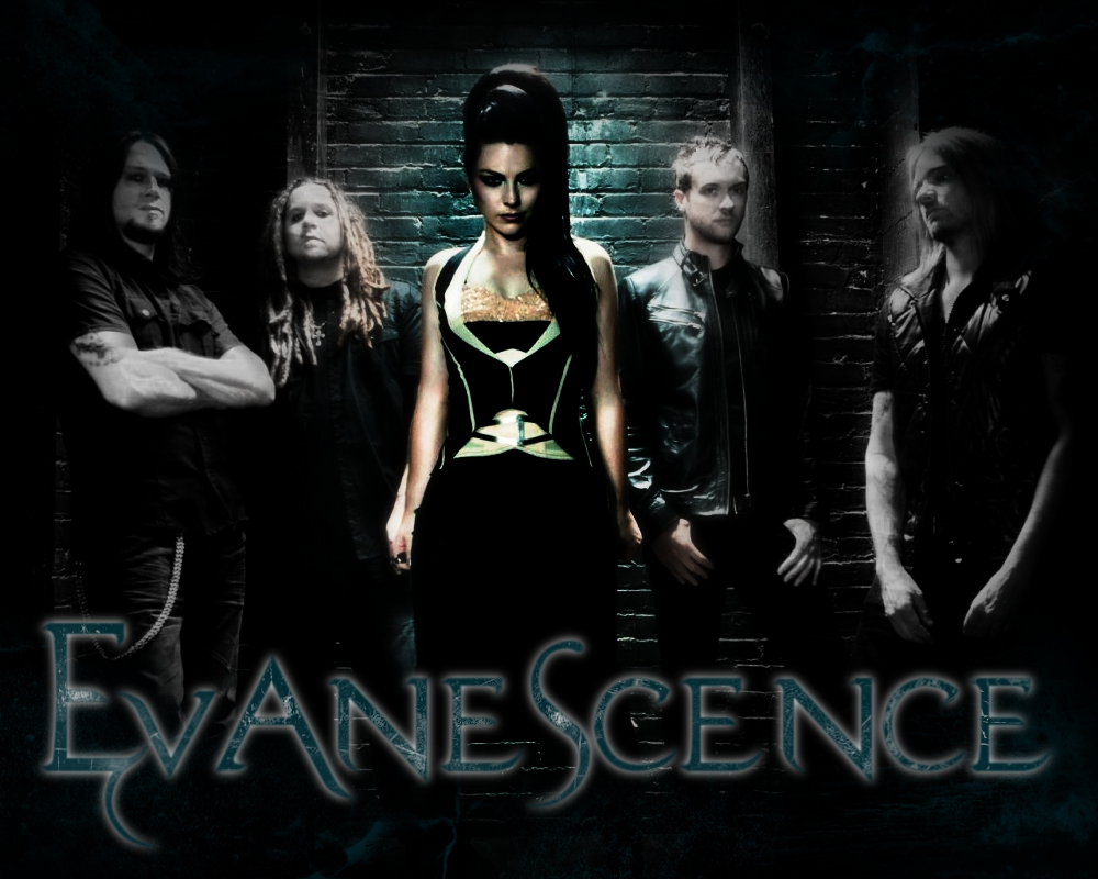 Evanescence   Evanescence Wallpaper 30515051 1000x800