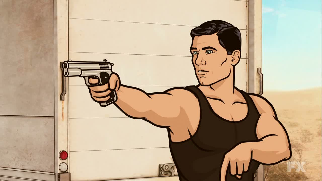 Archer Vice Wallpapers