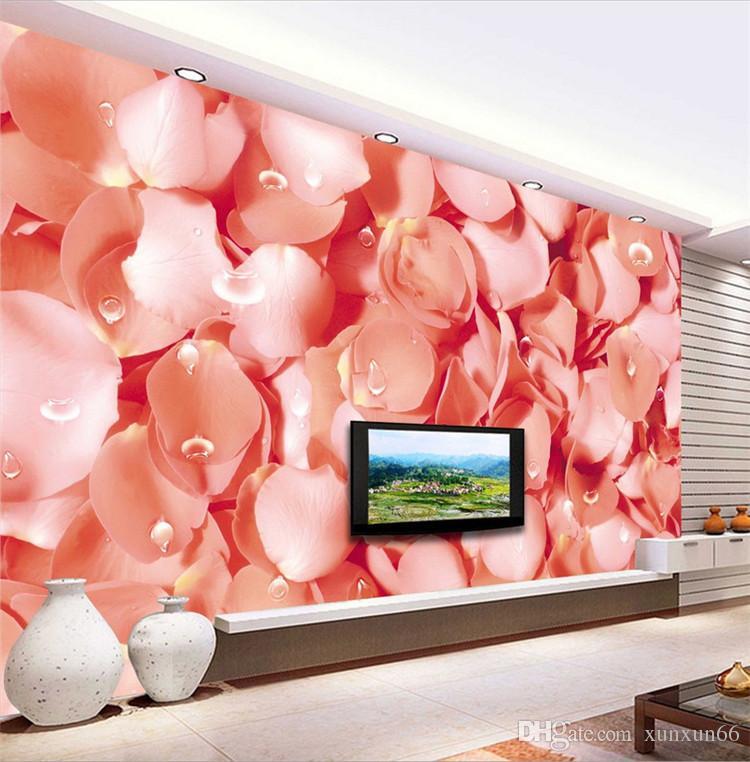 Rollos De Papel De Pared Papel Tapiz De Techo 3D Mural Wallpaper 750x762