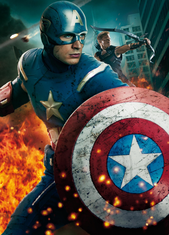 Captain America Screensavers And Wallpaper Wallpapersafari