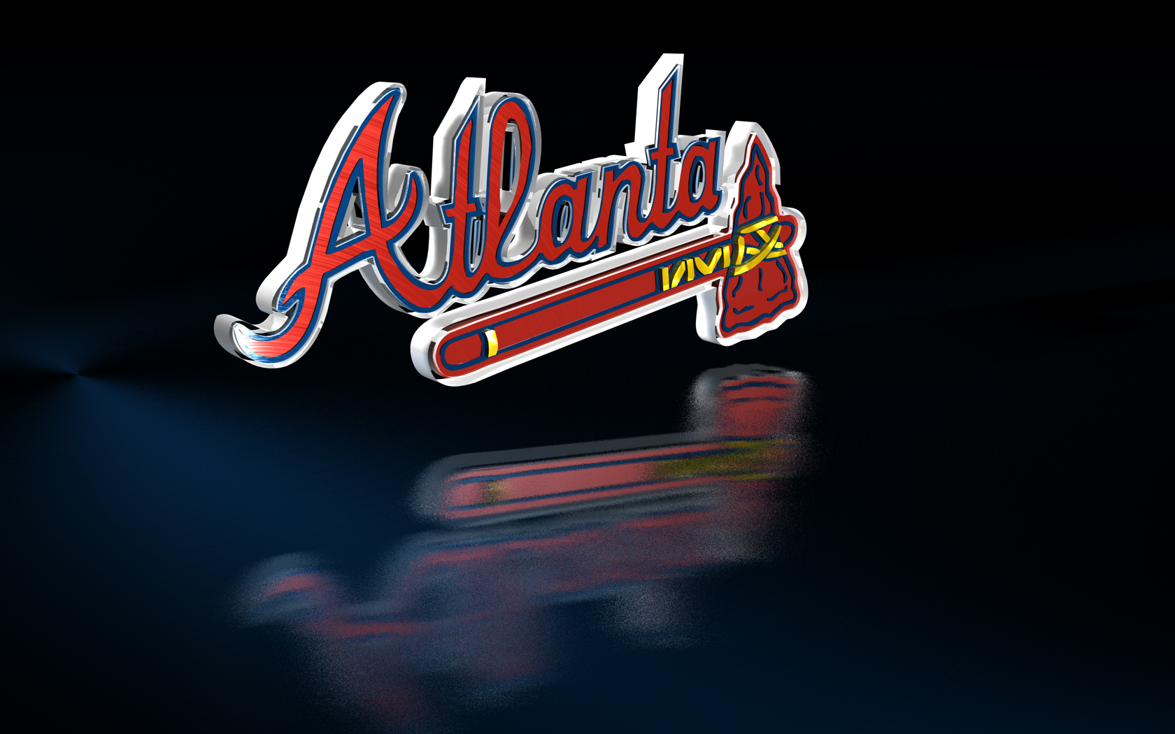 The Ultimate Atlanta Braves Desktop Wallpaper Collection 1680x1050