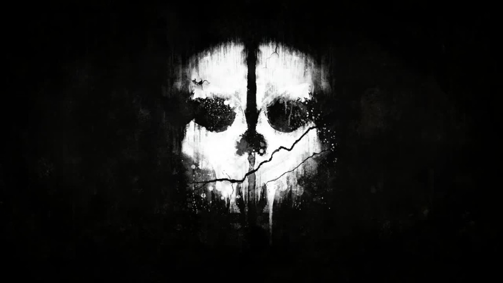 Ghosts Skull 5 November 2013 HD Wallpapers Epic Desktop Backgrounds 1024x576