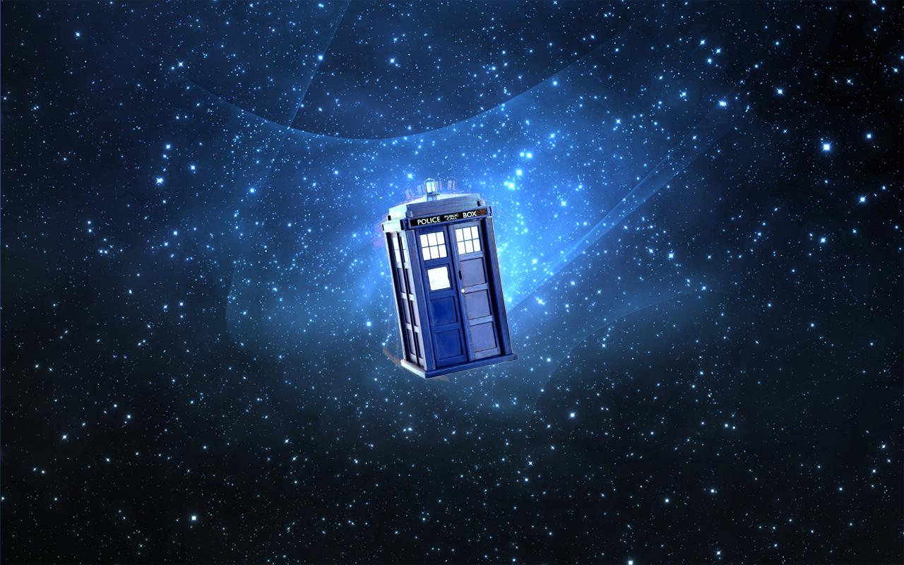 Por qu la Tardis del Doctor Who es ms grande por dentro que por 1280x800