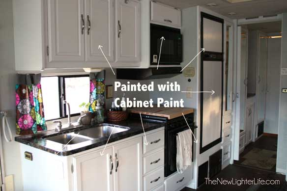 Painting Kitchen Cabinets Without Sanding