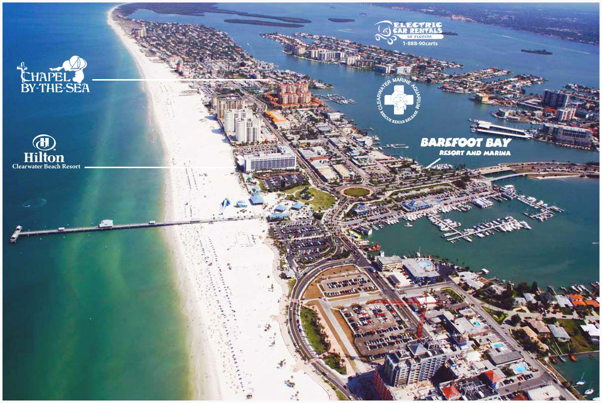 Clearwater Beach Florida Hotels On The Ocean