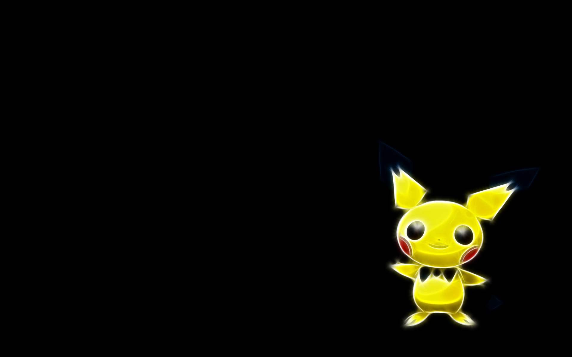 Pichu Pokemon Wallpaper 1920x1200