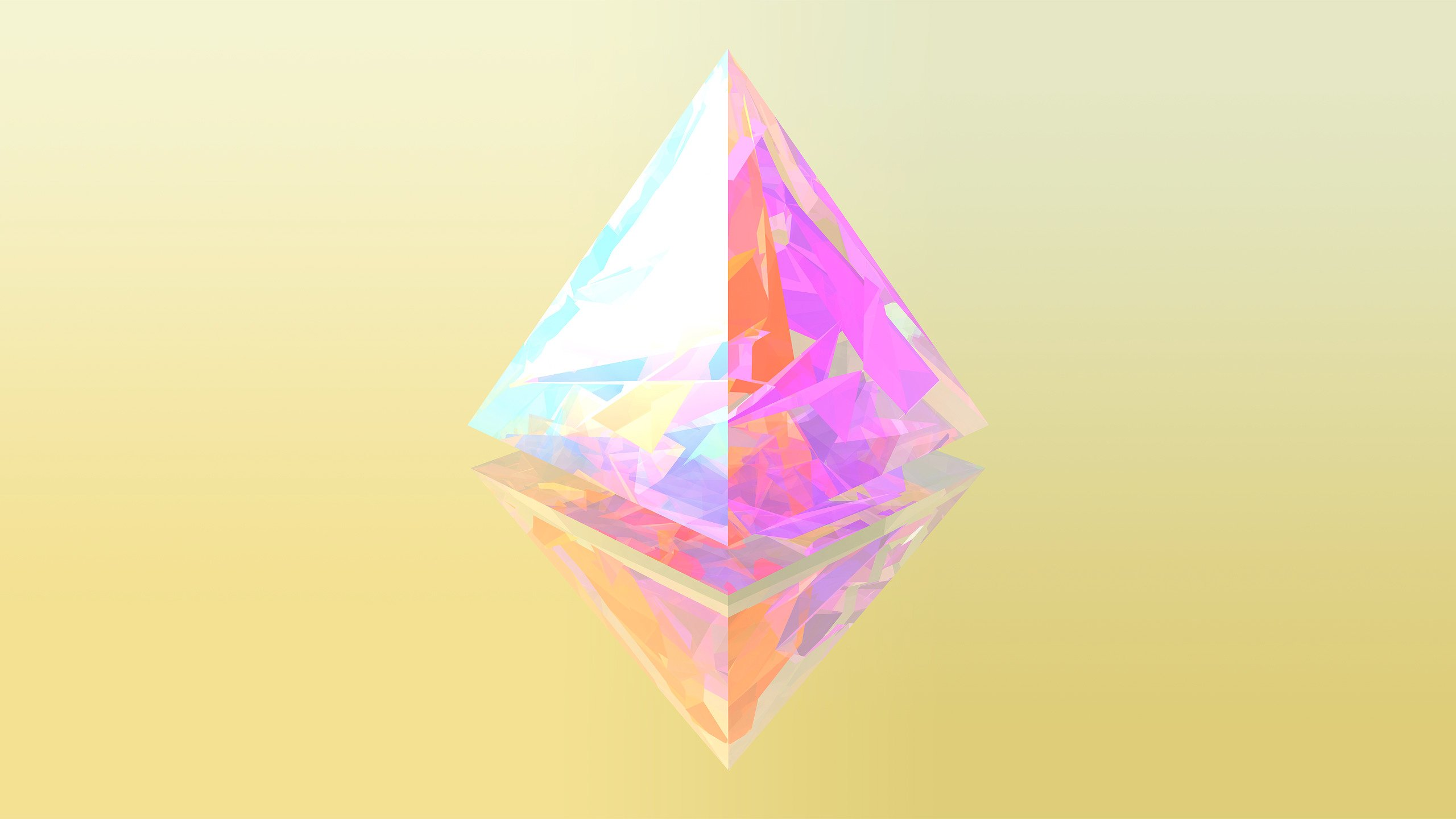 Found a great wallpaper if any one is interested ethereum 2560x1440