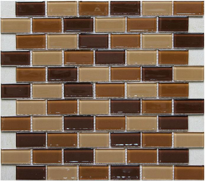 Tile Backsplash Kitchen Liner Wall Brick Interlocking Mosaic Tile 694x615