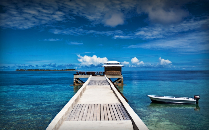 wakatobi 2560x1600 wallpaper Nature Sea HD High Resolution Wallpaper 728x455