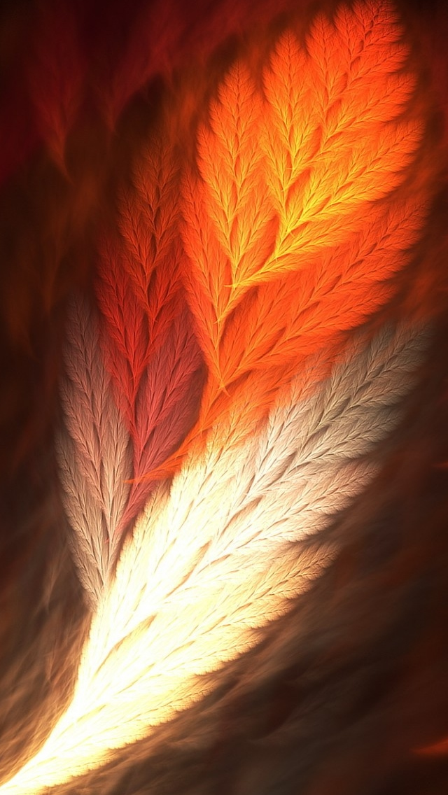 Feather Art iPhone se Download 640x1136