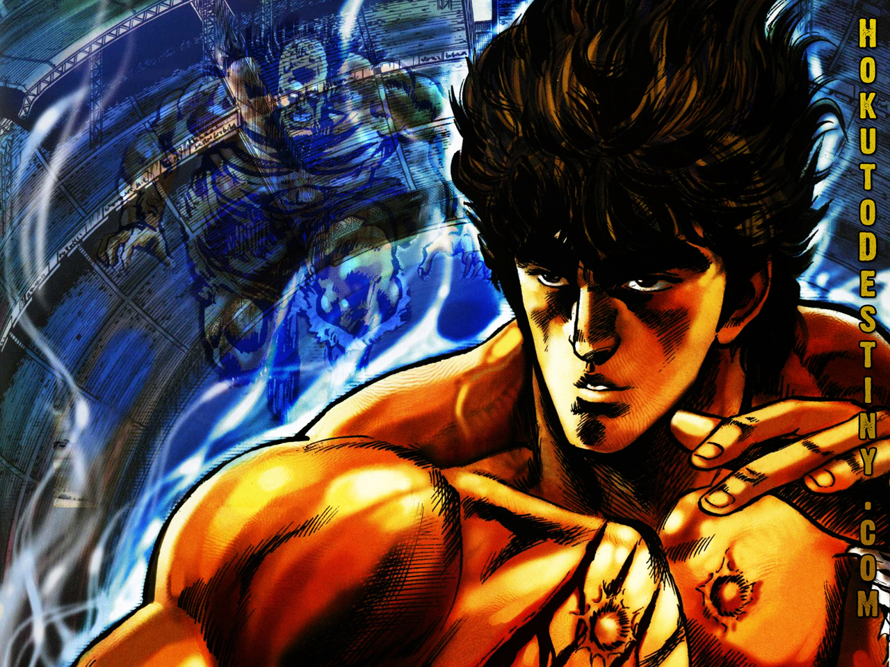 Fist of the North Star Wallpapers Desktop Backgrounds 1280x960 1280x960