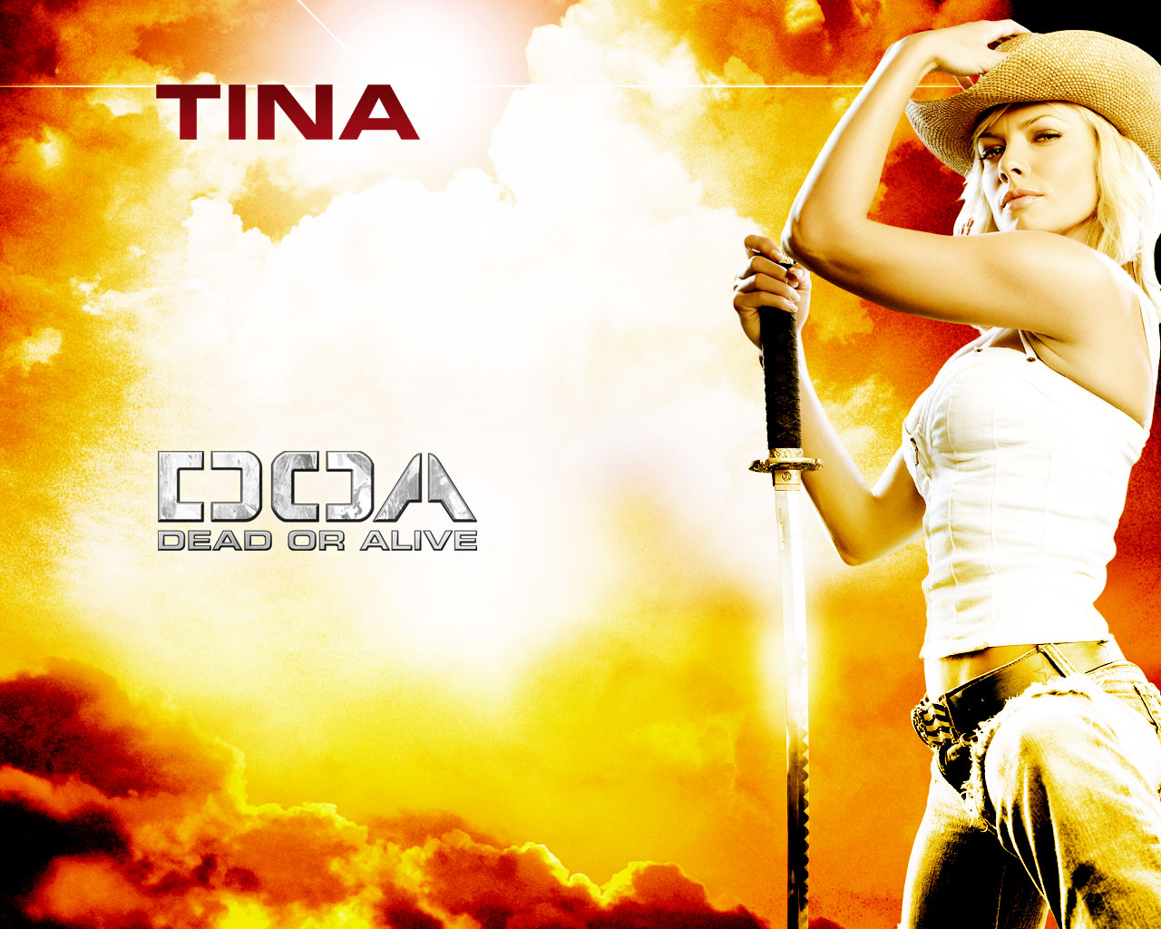Free Download Tina Doa Dead Or Alive Movie Wallpaper 1280x1024
