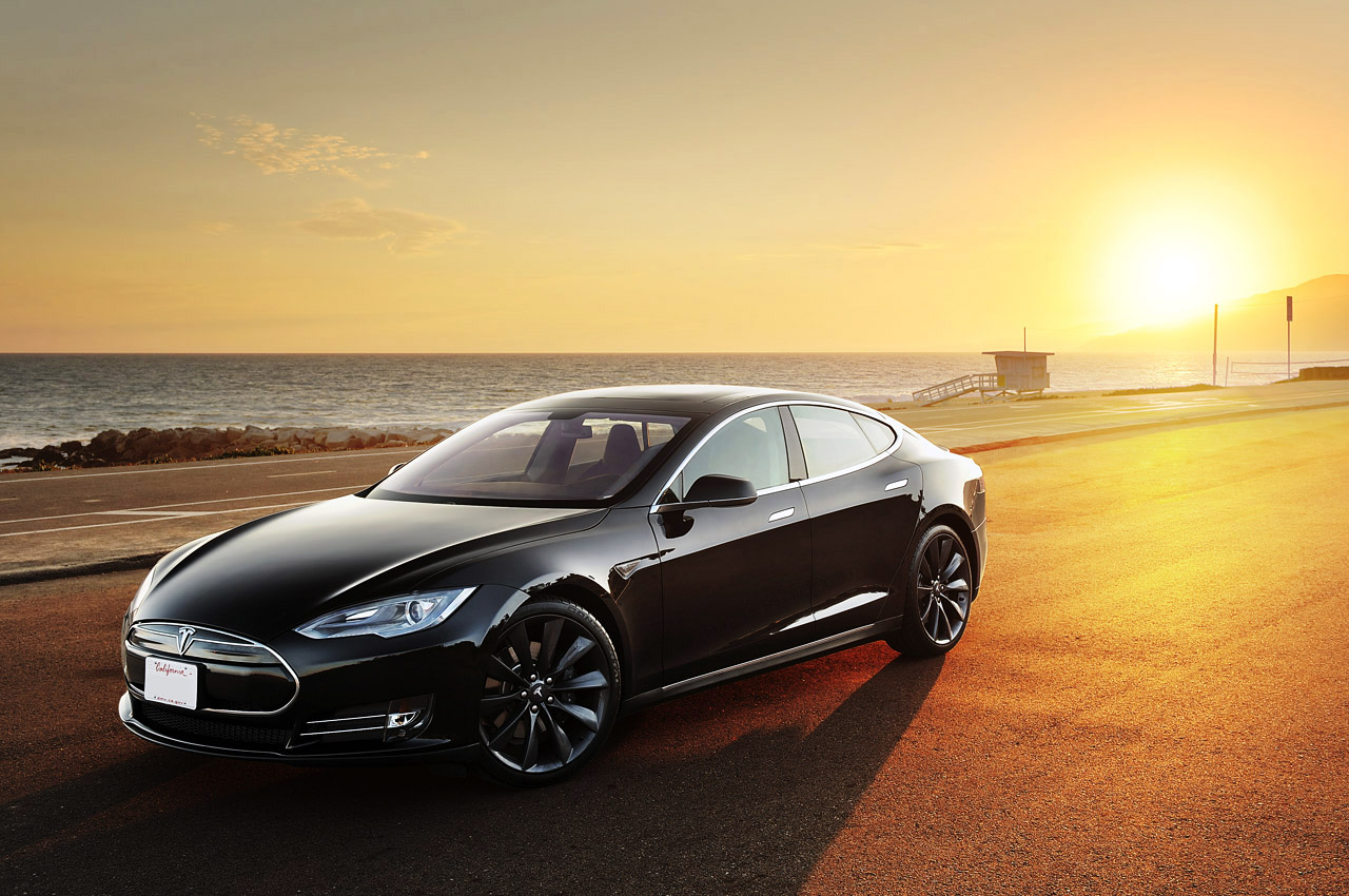 HD WALLPAPERS tesla Cars models 2013 latest wallpapers 1280x850